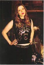 Buffy the Vampire Slayer 4 x 6 Photo Postcard Tara Amber Benson 2003 New Unused