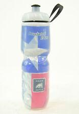 Polar Bottle Sport Insulated 24 oz Water Bottle with Texas Flag Design