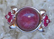 ✨✨Wow✨✨ Silber Ringe Silber Ring Designer Schmuck Rubin Ring Schmuck Designer
