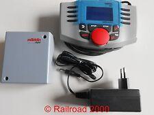 Märklin 60653 Mobile Station 2 + 60113 Gleisbox + 66361 Netzteil, NEU