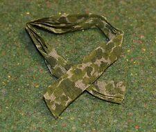 DRAGON DREAMS 1/6 WW II US PARATROOPER GREEN CAMO SCARF
