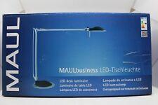 Maul MAULbusiness LED-Tischleuchte 11 W Schreibtischlampe silber M3001 8204095