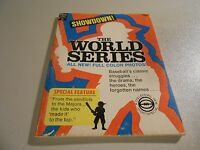 1972 The World Series small Dell paperback book