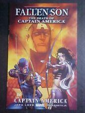 FALLEN SON: THE DEATH OF CAPTAIN AMERICA #3! 1st KATE BISHOP CVR! VF 2007 MARVEL