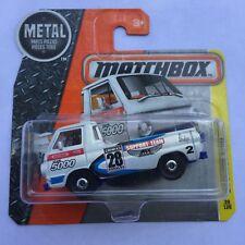 Matchbox 2016 '66 Dodge A100 #39/125 White Short Card