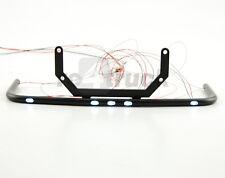Bausatz für Truck MAN TGX 1:14 Alu Lowbar Lobar Low Bar schwarz LED 7,2 Volt