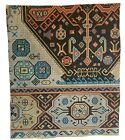Beautiful 1932 French painting for carpet development 5466