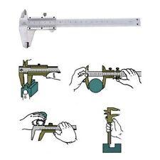 """6""""/ 0-150mm Stainless Steel Vernier Caliper Gauge Micrometer Measuring Tool 2017"""