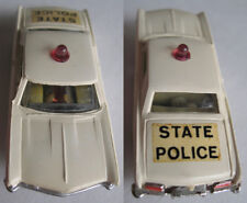 Rare Lionel State Police 1963 Buick Riviera HO Slot Car