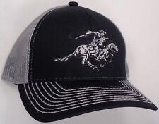 Hat Cap Winchester Grey Mesh Black OC