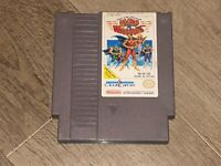 Flying Warriors Nintendo Nes Cleaned & Tested Authentic
