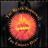 BLACK SORROWS - CHOSEN ONES : GREATEST HITS CD JOE CAMILLERI VIKA & LINDA *NEW*