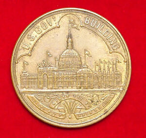 Columbian Expo. Commemorative So-Called Dollar