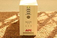 APC BK650ei - 400 watt Tower UPS - New cells - 12 Month Warranty A-Grade