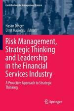 Risk Management, Strategic Thinking and Leadership in the Financial Service...