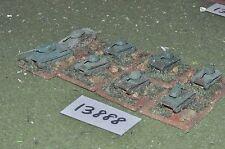 10mm WW2 RUSSIAN veicoli (come foto) (13888)