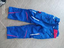 Engelbert Strauss Kinder Hose Arbeitshose Größe 110/116 blau, gut erhalten