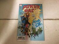POWER PACK GROW UP (2019 Marvel) #1 NM+ 1st Print Fantastic Four X -Men House of