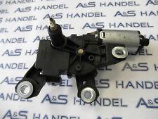 Original Wischermotor Audi A1 A6 S6 RS6 4G Q3 SQ3 4G9955711A Heckwischermotor