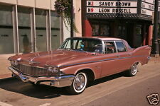 1960 Chrysler Imperial Southampton, Refrigerator Magnet 40 Mil thick