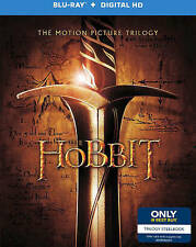 The Hobbit: Parts 1-3 Theatrical Triology (Blu-ray Disc, Includes Digital Copy S