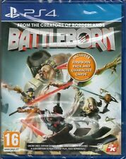 BATTLEBORN GAME PS4 (battle born) ~ NEW / SEALED