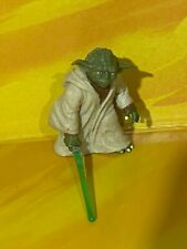 Star Wars - Attack of the Clones Loose - Yoda with Force Powers