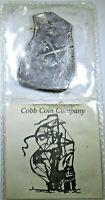 Cobb Coin Company Mel Fisher 1715 Fleet Cannon Shipwreck 1700s 8 Reales Cob Coin