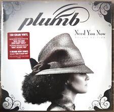 Plumb - Need You Now Vinyl 2x LP Deluxe Vinyl Gatefold New Sealed