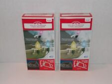 Set Of 2 Holiday Time 100 All-Purpose Light Holders Gutter/Shingle Clips New 200