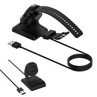 USB Charging Cradle Dock Cable Cord Charger for Suunto 7 Smart Watch Accessories