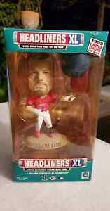 Mark McGwire Cardinals 1999 MLB Headliners XL Limited Edition
