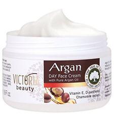 Argan Oil Day Face Cream - Anti-Wrinkle Moisteriser for Dry Sensitive Skin. Suit