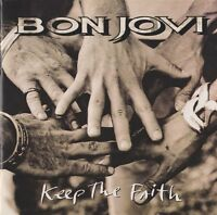 Bon Jovi CD Keep The Faith - Europe
