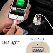 K&F Concept 3 USB Cargador de coche Adaptador Rápida para Galaxy iPhone 6 6 Plus