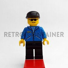 LEGO Minifigures - Town Worker - jbl008 - Classic Town Omino Minifig Set 2881