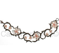 Cherry Blossom Bracelet by Michael Michaud for Silver Seasons #7194