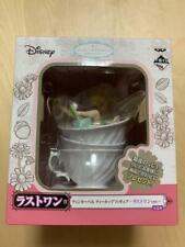 Disney Peter pan Tinkerbell Tea cup Figure Ichiban kuji Last one Prize JPN Lotto