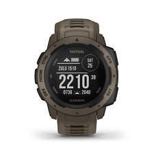GARMIN Outdoor Smartwatch Instinct hellbraun 010-02064-71