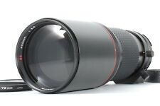 Excellent+++++ Tokina SD 400mm F/5.6 MF Lens for Nikon From JAPAN