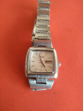 Vintage Seiko Automatic 2206-3100 Day/Date Hi-beat 17J Ladies Wristwatch_1169