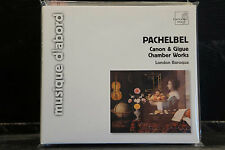 Pachelbel - Canon & Gigue / Chamber Works / London Baroque
