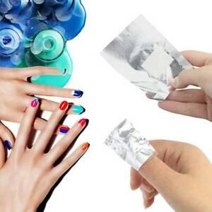 100 x NeoNail Entferner Pads UV Gel Nagellack Remover Wrap Folien Nail Polish