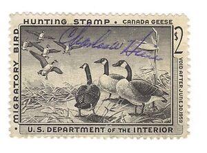Scott RW 25 Federal Duck Stamp
