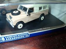 1/43 EAGLE Universal Hobbies Land Rover Serie III  Soft Top (214)