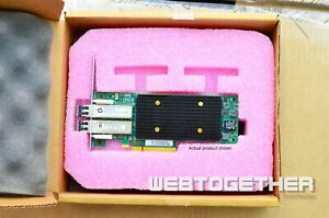 HPE 3PAR StoreServ 8000 2-port 10Gb iSCSI/FCoE Adapter (H6Z10A)  (OPEN BOX)