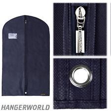 "Hangerworld™ 10 Blue 40"" Breathable Suit Covers Garment Clothes Protector Bags"