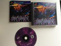 Sony Playstation One Dark light Conflict