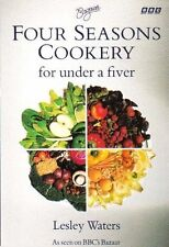 Four Seasons Cookery for Under a Fiver,Lesley Waters