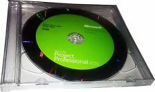 Microsoft Project Professional 2010 (32/x64) Edition DVD/Key w/Hologram!!